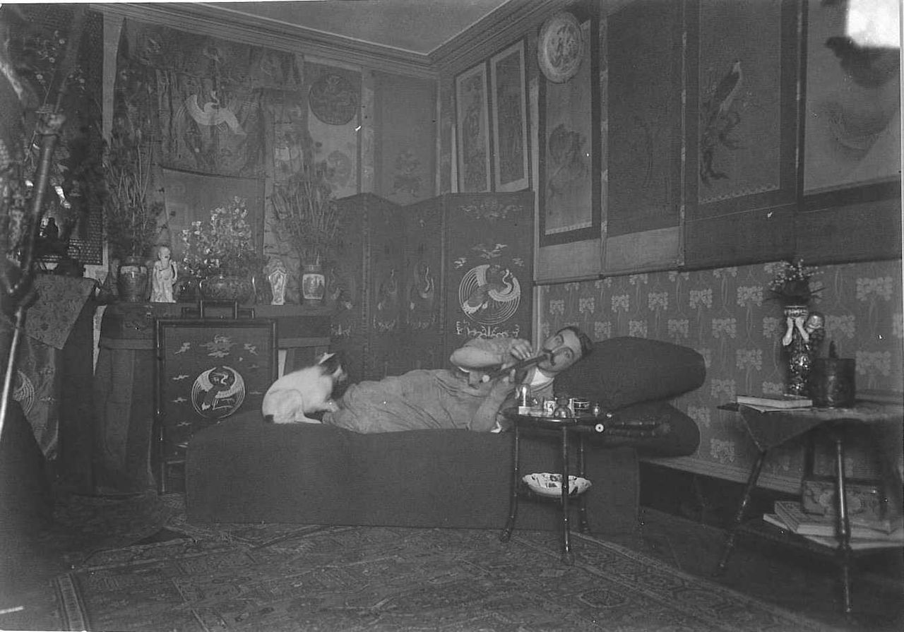 victorian opium den - Google Search | Drood Research ...