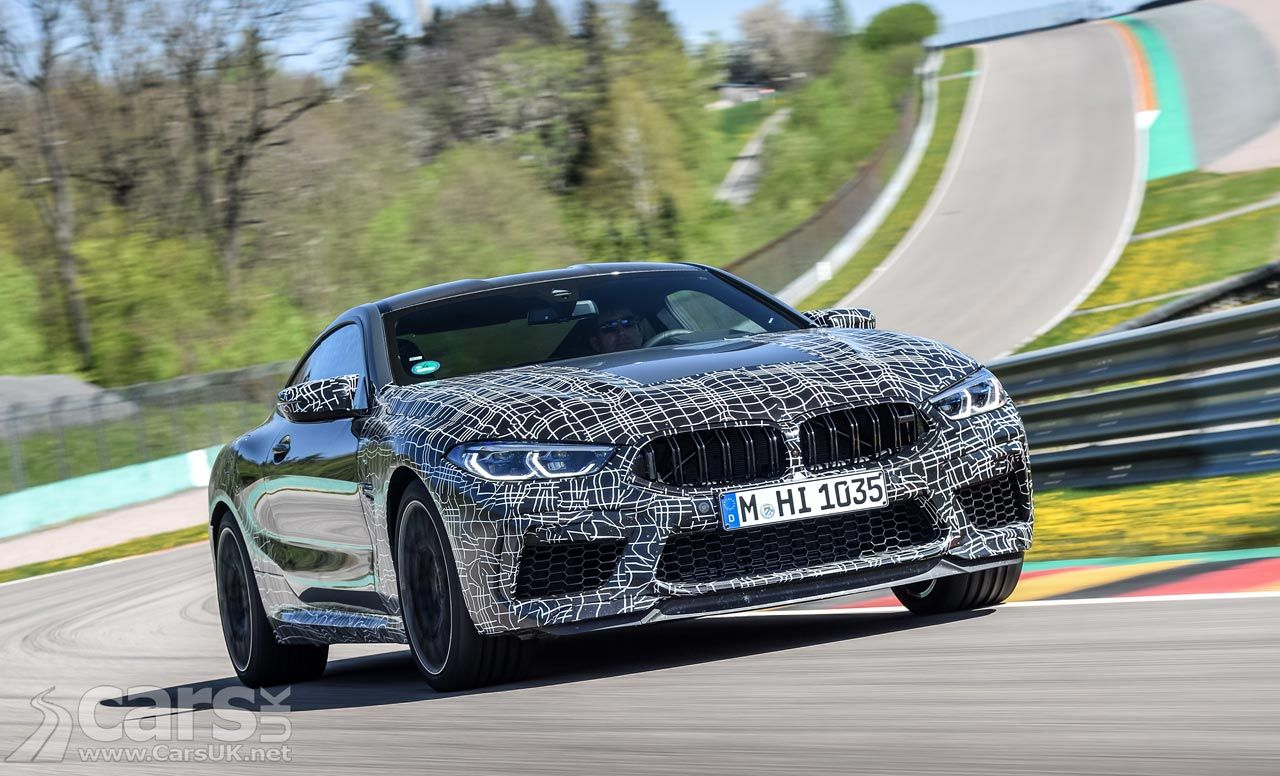 New Bmw M8 To Get New M Mode And New Braking Technology