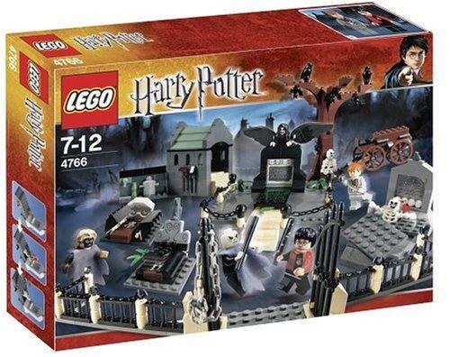 Discover The Hidden Secrets Of The Sinister Graveyard Lego Harry Potter Harry Potter Lego Sets Harry Potter Diagon Alley