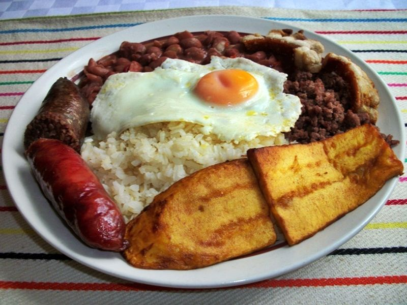 Allentown Pa Colombian Restaurant