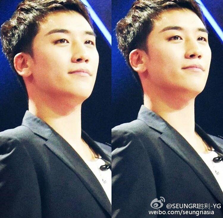 160829 Seungri Weibo