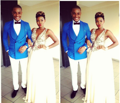 Welcome To NYAuthentic's Blog: Photos: Yemi Alade already pregnant for Alex Ekubo...