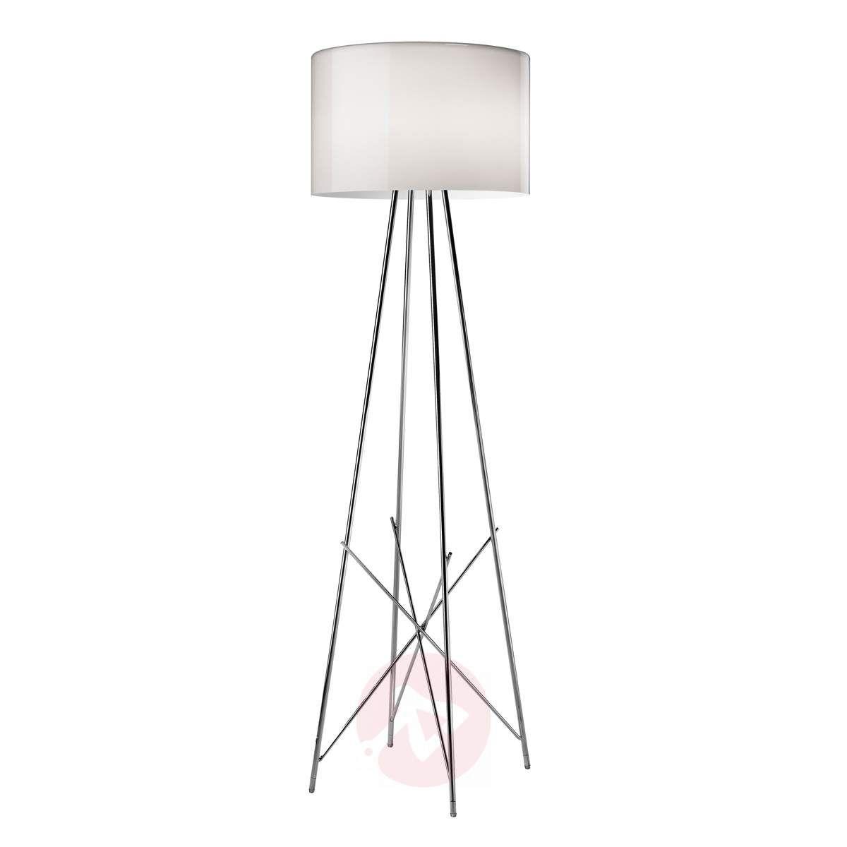 Lampa Stojąca Ray F1 Ze Szklanym Kloszem W 2019 Lampy