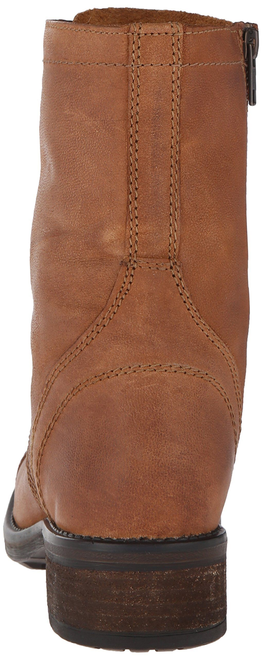e5f8f1d03cd Steve Madden Womens Troopa 2.0 Combat Boot Cognac Leather 7.5 M US --  Details can be found by clicking on the image. (This is an affiliate link)    ...