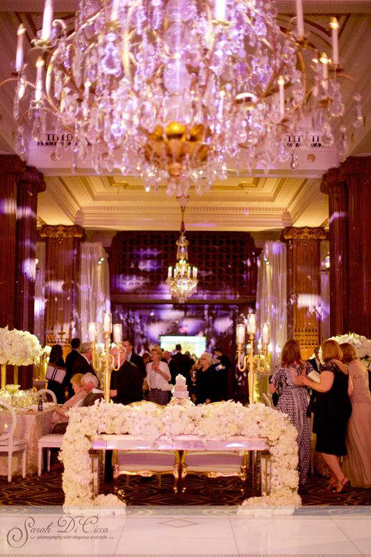 Crystal Tea Room In Philadelphia Never Looked So Romantic For This Great Gadsby Inspired Wedding Philadelphia Wedding Philadelphia Wedding Photographer Wedding