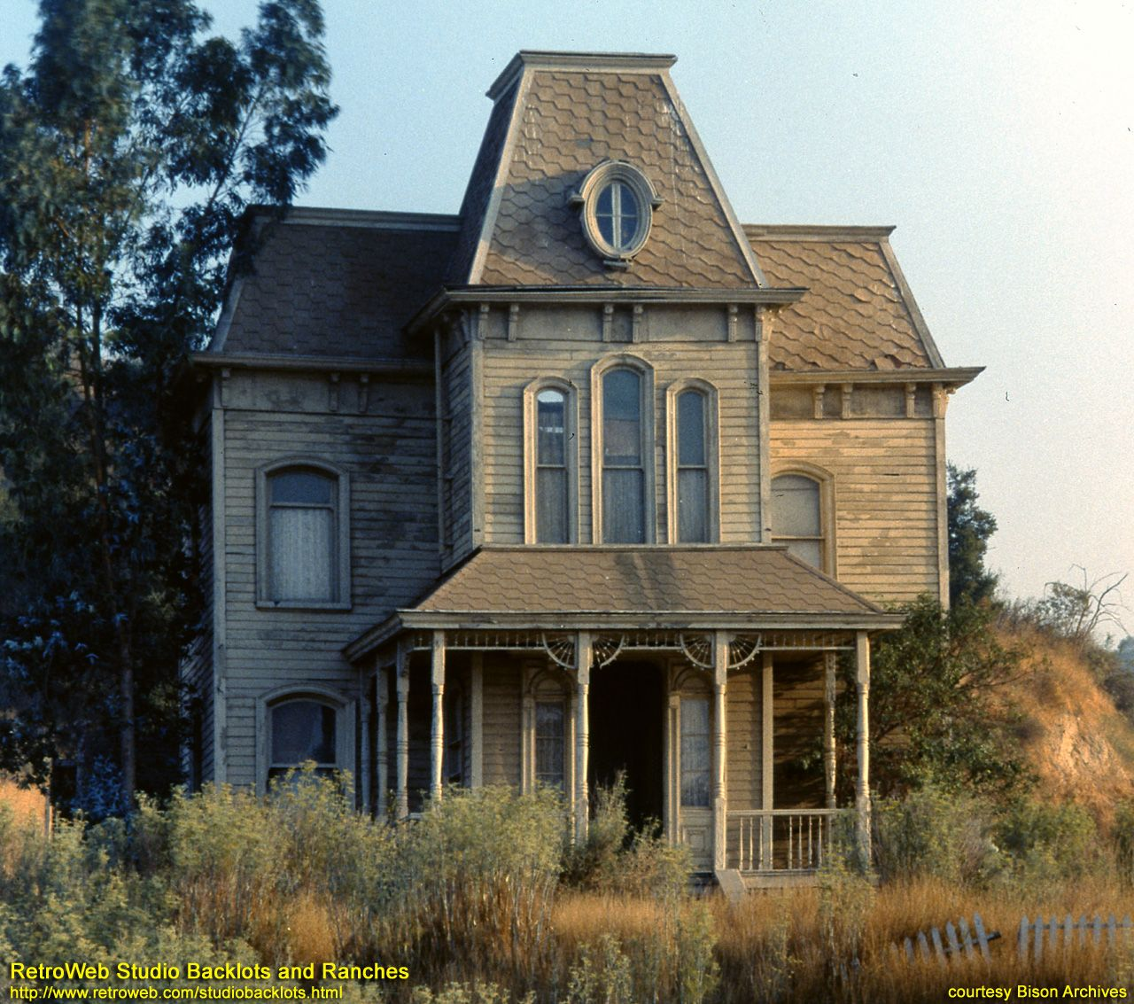 The Best Creepy House In The