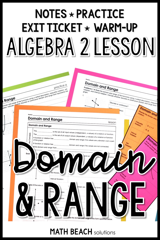 Factoring Refresher Worksheet Algebra 2