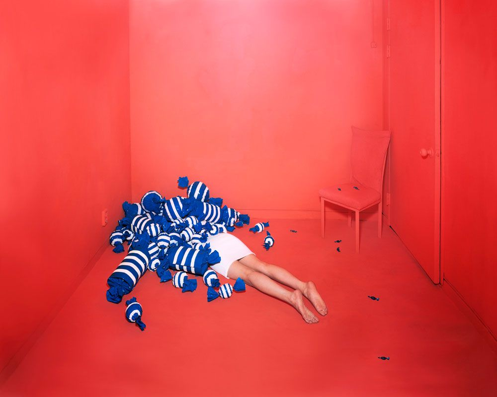 Installations By Jee Young Lee Korean Artist Imagination And - Artist creates amazing fantasy dreamscapes into her small studio without using photoshop