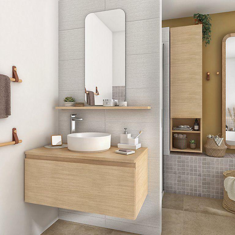 Muebles De Baño Con Encimera Leroy Merlin Bathroom Decor Bathroom Design Bathroom