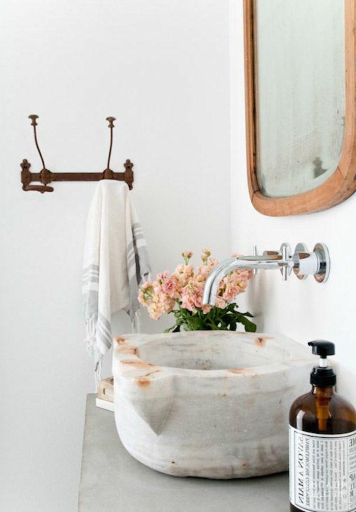 si vous êtes passionné par exemple des vasques en pierre naturelle - meuble salle de bain pierre naturelle