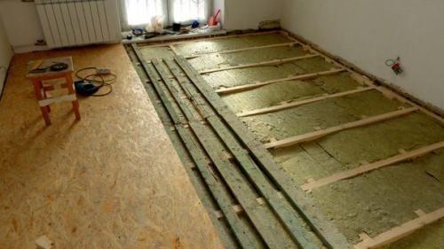 Самостоятельный ремонт деревянных полов в квартире. (с ...