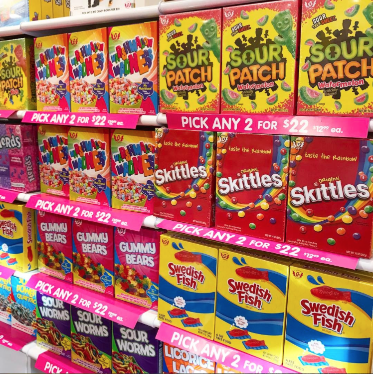 IT'SUGAR candy store | IT'SUGAR Stores in 2019 | Sugar store, Candy