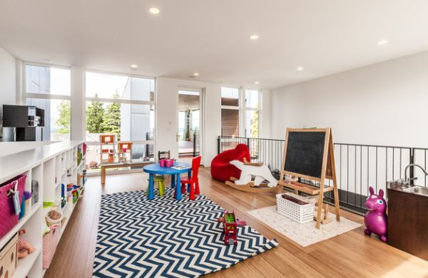 Incroyable 40 Kids Playroom Design Ideas That Usher In Colorful Joy!