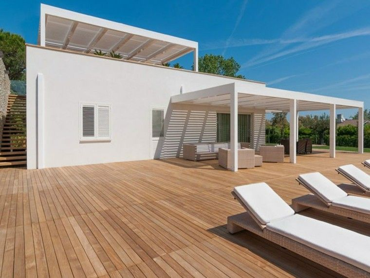 explore retractable pergola decking and more jardn amplio con