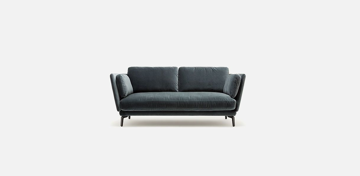 The Rolf Benz Rondo Sofa Lounging With Style And Elegance
