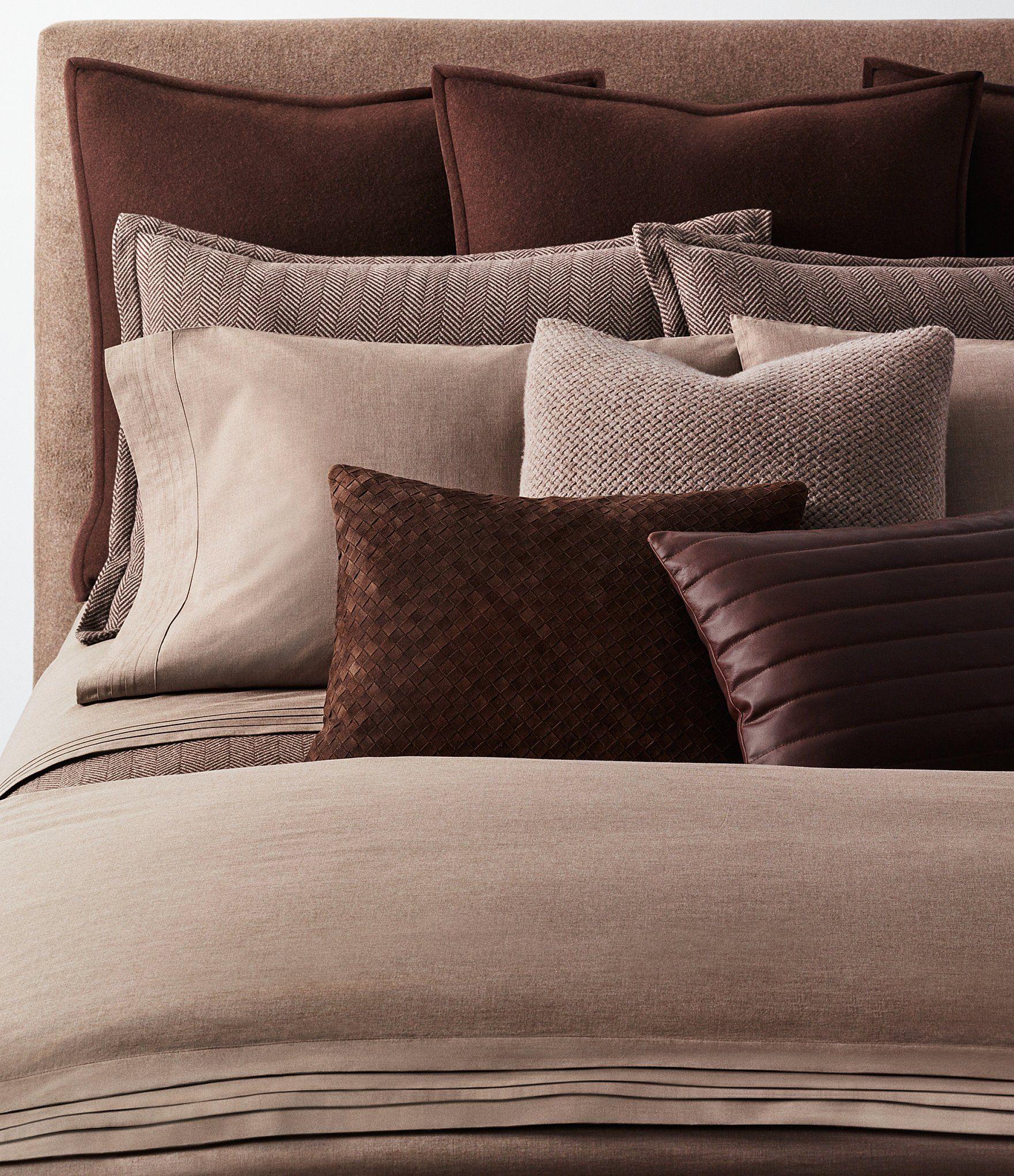 Dillards Home Decor: Ralph Lauren Modern Icons Collection Roth Percale Duvet