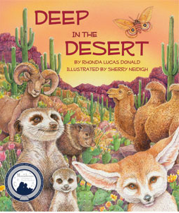 Deep in the Desert has been selected (again!) for New
