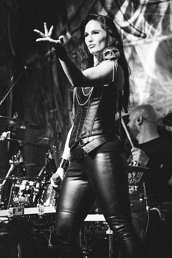 Xandria Live In Cologne Heavy Metal Girl Metal Chicks Metal Girl