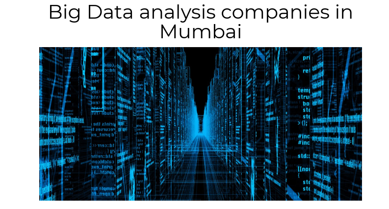 Big Data Company in Bangalore,India Big data, Data