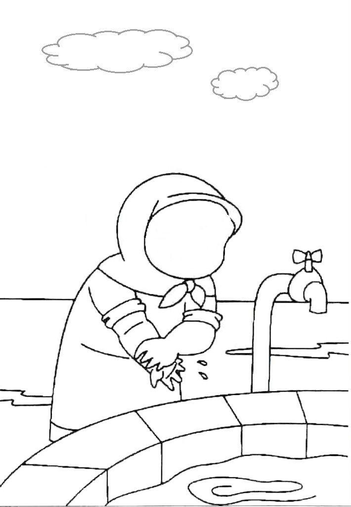 Sheima Musa adlı kullanıcının Islamic coloring pages