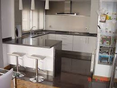 56 Diseño Cocinas Pequeñas Modernas | interior | Pinterest | Cocinas ...