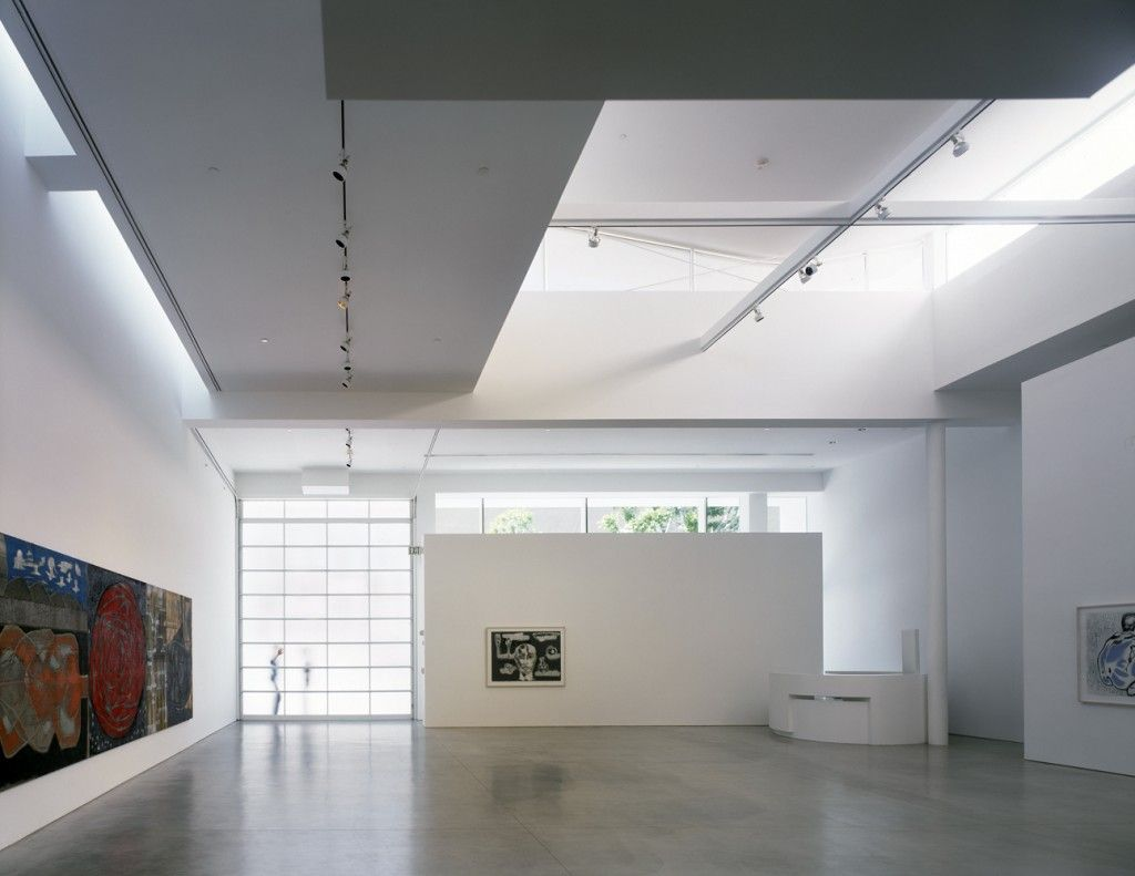 image result for natural light gallery space | artist studio ___