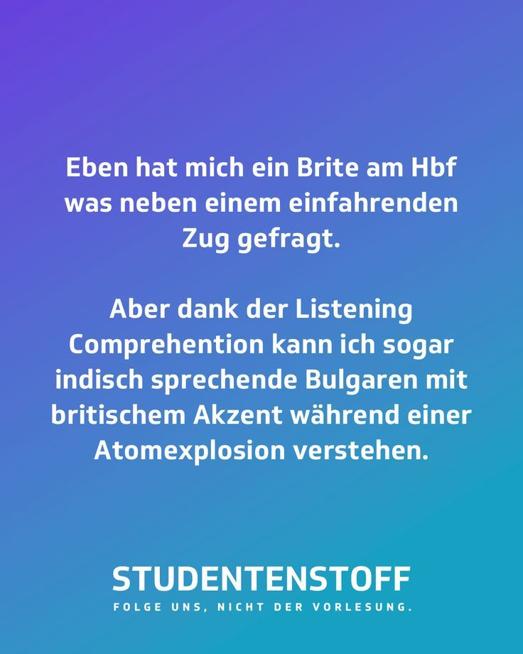 Listening comprehension regelt 💪 #studentenstoff #englisch #fremdsprache #spr - #