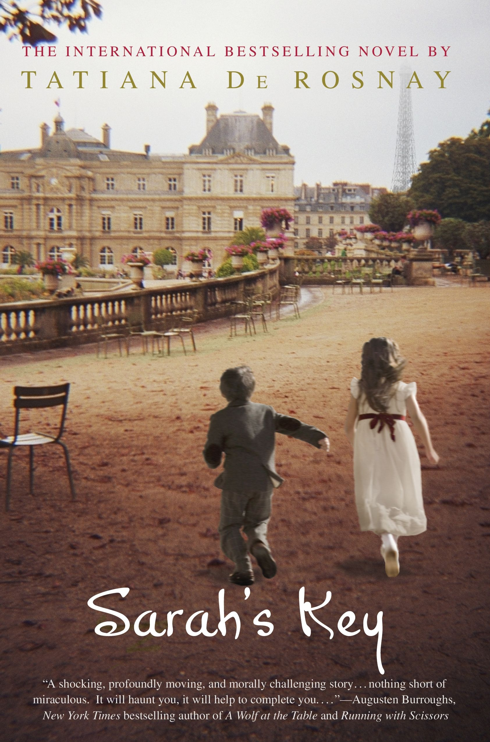 Book Review In Different Key Story Of >> Book Review Of Sarah S Key By Tatiana De Rosnay A Book Set In World