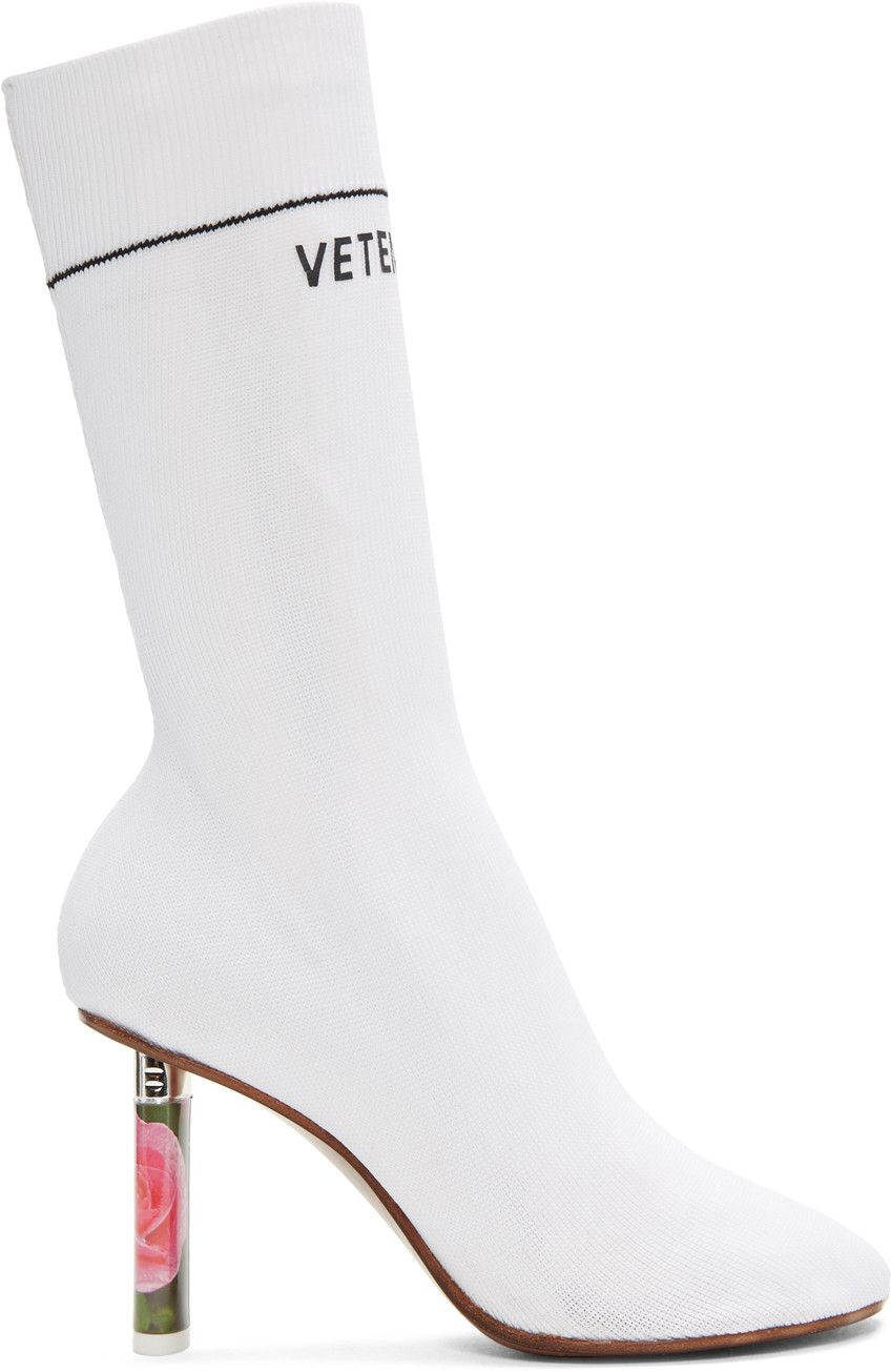 Lady Lighter Sock Boots VETEMENTS