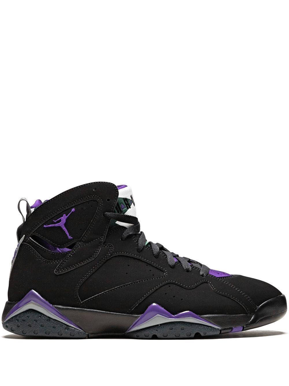 Jordan Air Jordan 7 Retro sneakers Black em 2020 | Calça