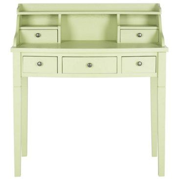 Check out this item at One Kings Lane! Lillian Writing Desk, Avocado