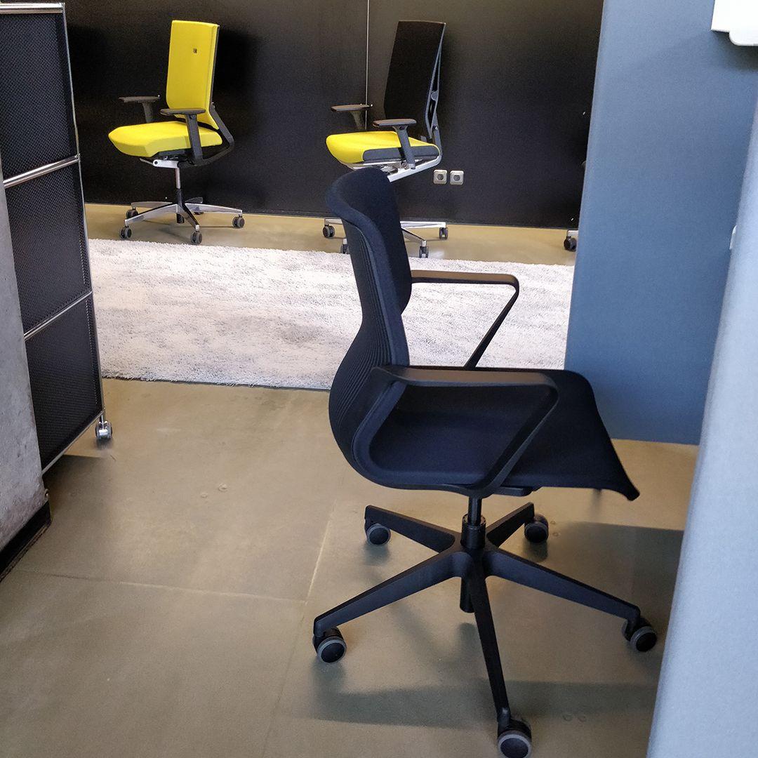 Home Officeinterior Design Ideas: Viasit Office Chairs #drumback #linea #interior