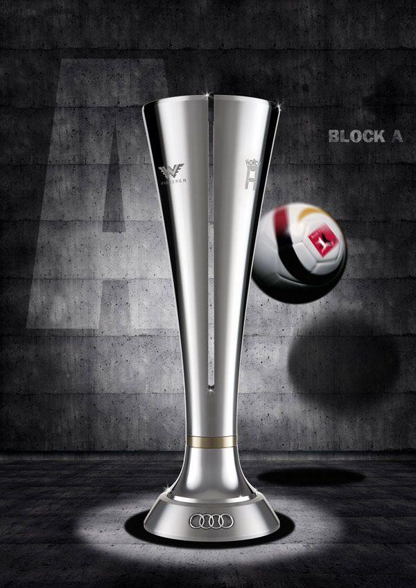 Audi Cup Design