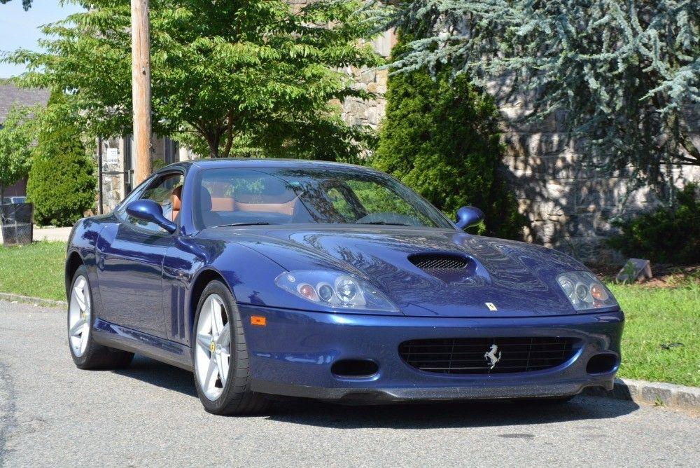 Used 2002 Ferrari 575M Maranello Astoria, NY