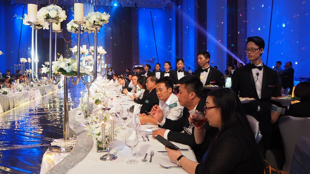 2015 Thank You Party - Catwalk Night (Crowne Plaza Guangzhou City Centre