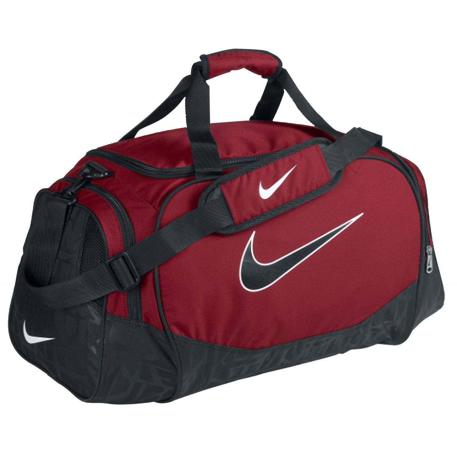 291218fd2ac8 Nike Brasilia 5 Large Duffle - Gym Red     Click on the image for  additional details. (This is an Amazon Affiliate link and I receive a  commission for the ...