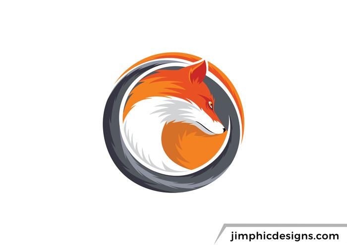 Fox Logo Portfolio Design Fox Design Website Design Layout