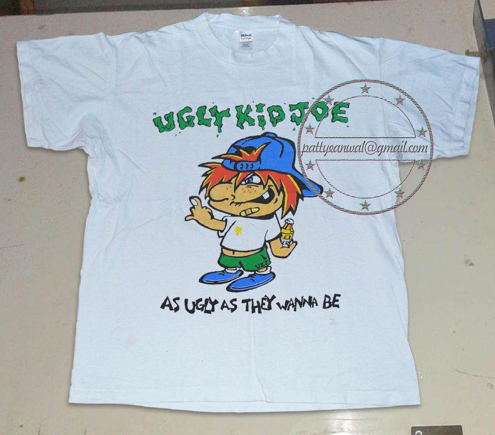 d46fafa11d4c Vintage t shirt Ugly Kid Joe Shirt 1990 reprint shirt clothing #fashion  #clothing #shoes #accessories #mensclothing #shirts (ebay link)