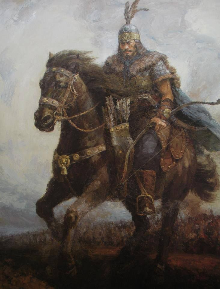Mongolian history essays
