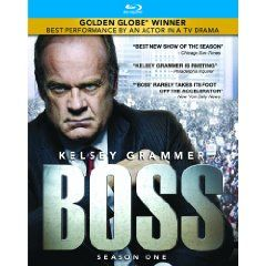 Boss: Season 1 [Blu-ray] (2011), (tv series, kerry washington, shonda rhimes, tony goldwyn, columbus short, crisis management, drama, henry ian cusick, judy smith, legal drama)