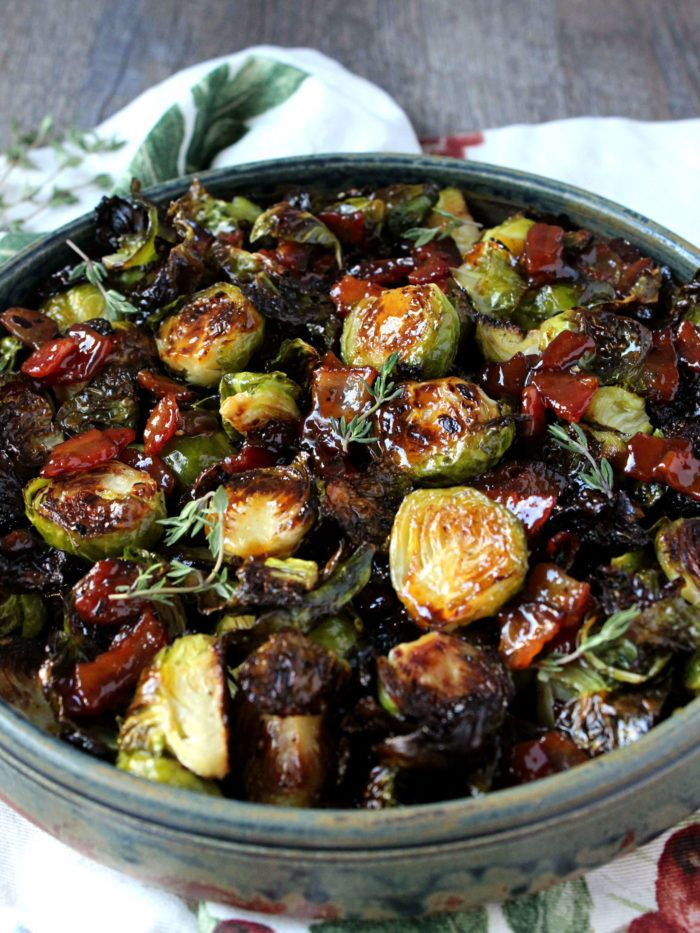 5 Ingredient Bacon Jam Brussels Sprouts The Ultimate