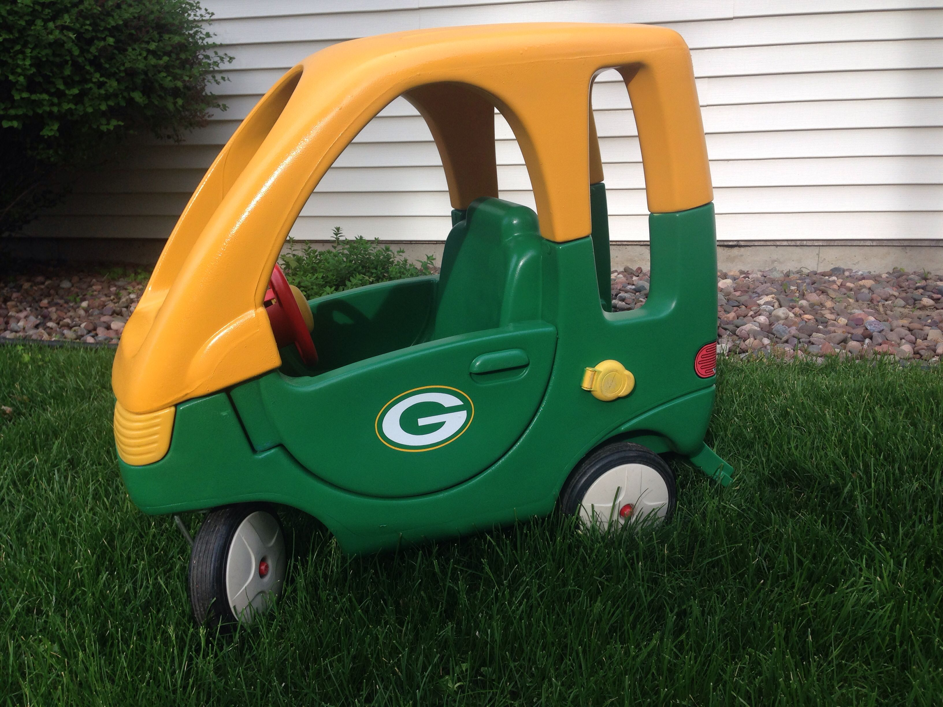 Packers Cozy Coupe