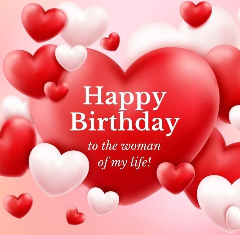 Happy Birthday Wishes for Wife with Images 2 Happy