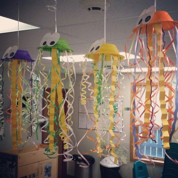 Jellyfish craft!