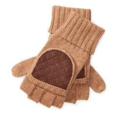 Convertible Quilted Mittens - Lauren Shop All - RalphLauren.com ... b2f6fac9124