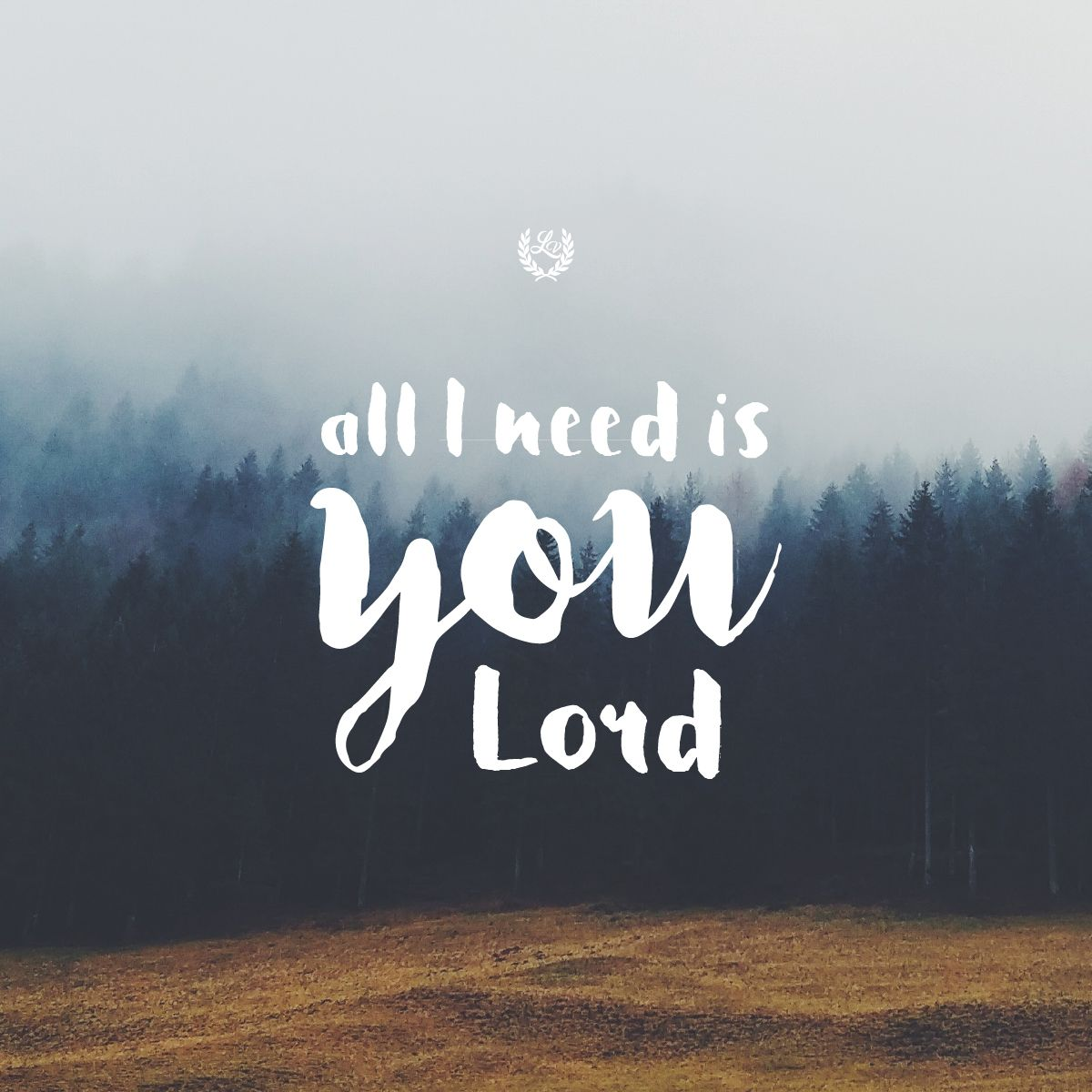 All I Need Is You // Hillsong United