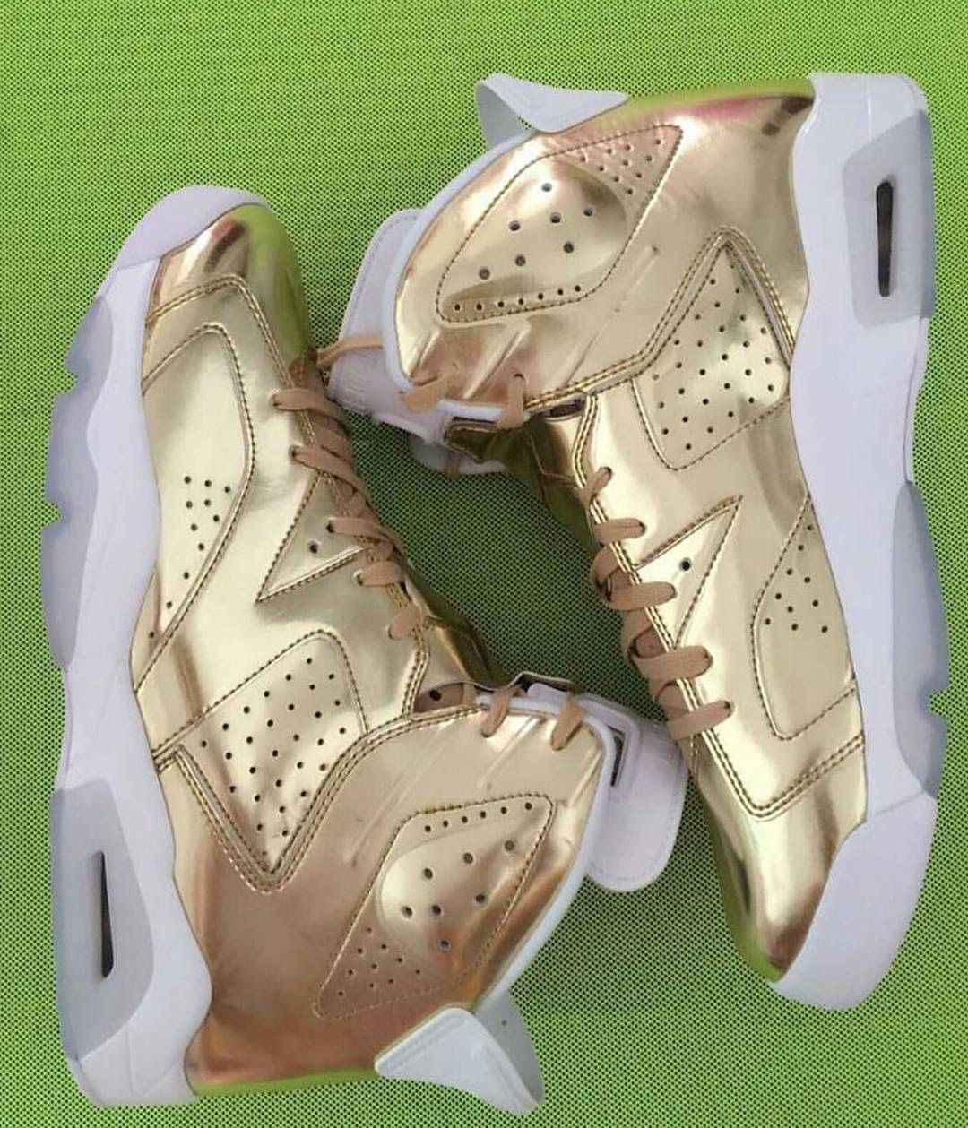 best website 55137 ac2e8 Air Jordan 6 Retro Pinnacle