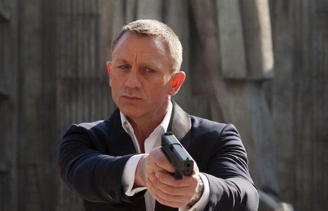 James Bond 'Skyfall' adds suave to U.S Box Office