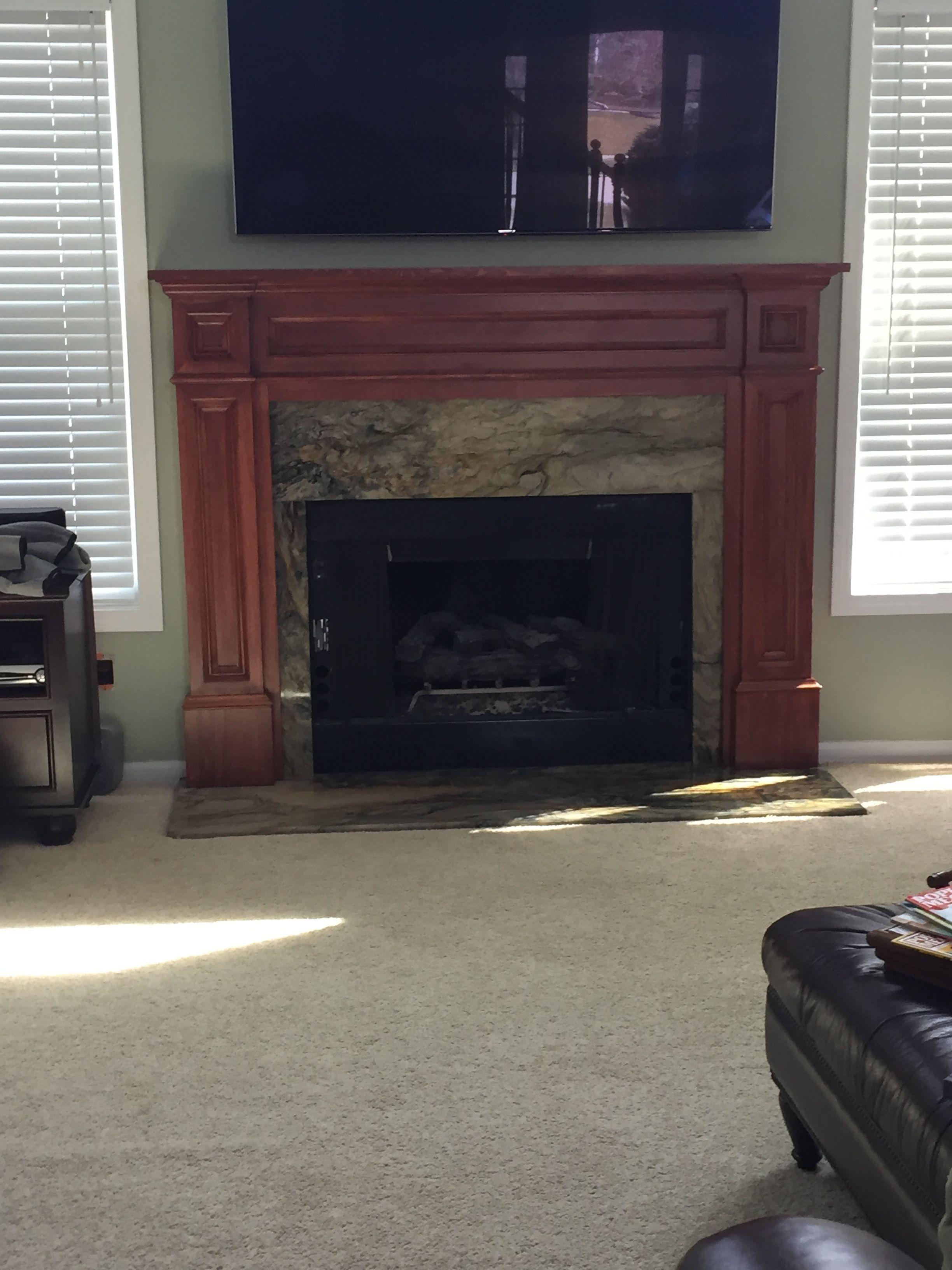 fireplace rome granite fireplaces i m surround honey