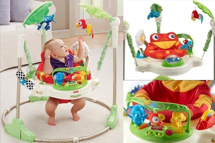 9816bca55 ICYMI  Baby Activity Jumper Walker Exersaucer Toy Interactive Seat ...